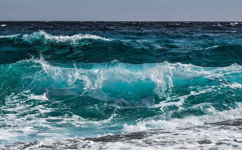 Dlaczego oceany są słone?