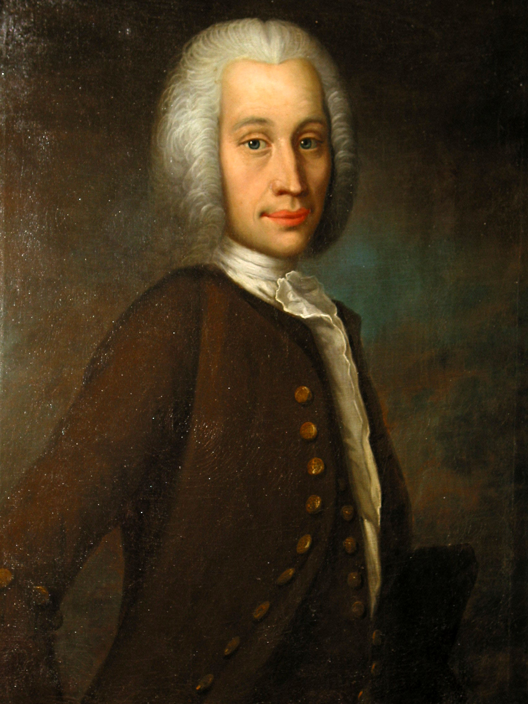 Anders Celsius portret