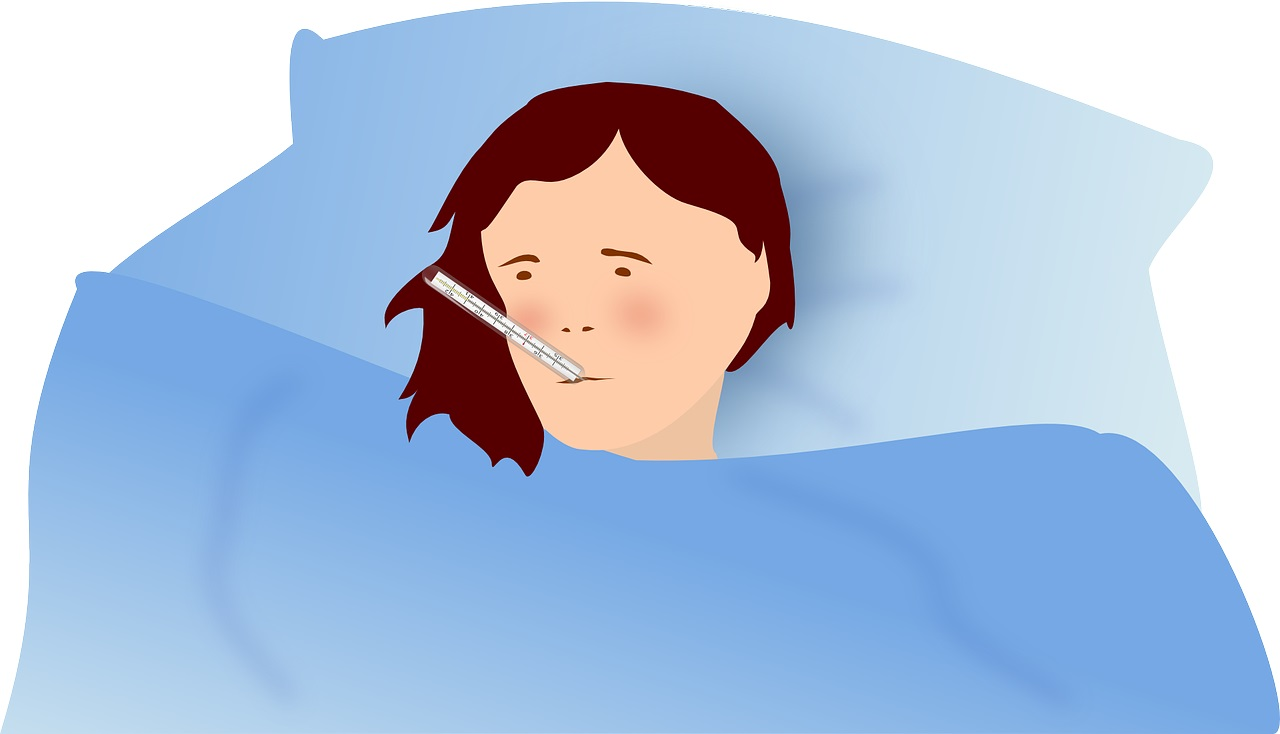 Dlaczego podczas gorączki jest nam zimno i dostajemy dreszcze?