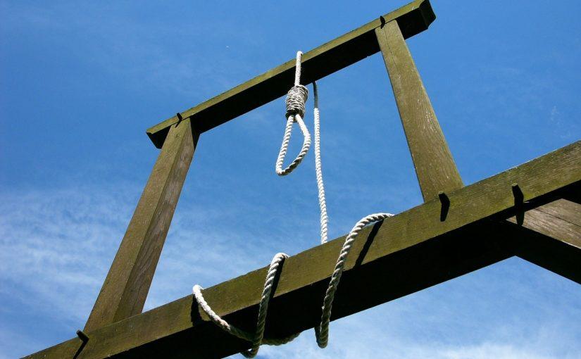Czy skazaniec, który przeżyje własną egzekucję jest wypuszczany na wolność?