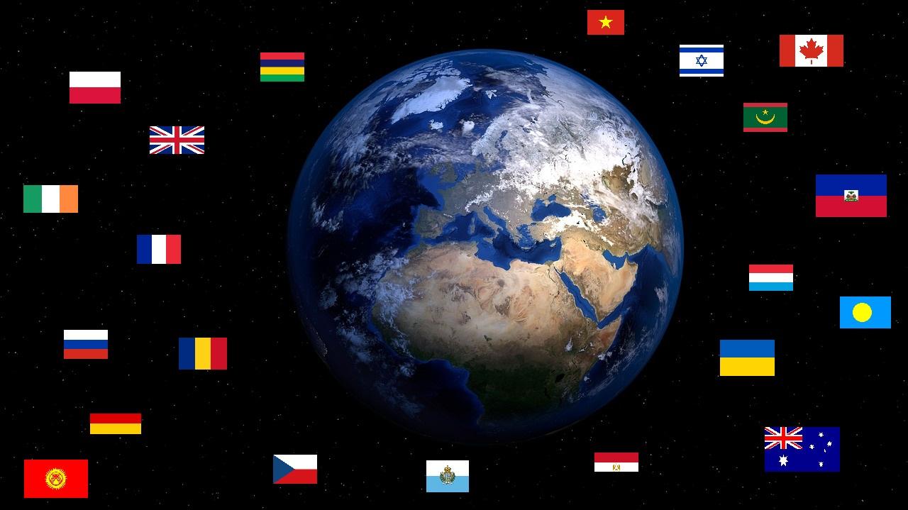Ile jest państw na świecie?