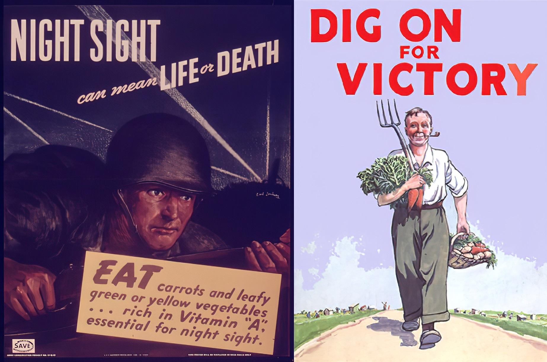 Plakaty propagandowe druga wojna