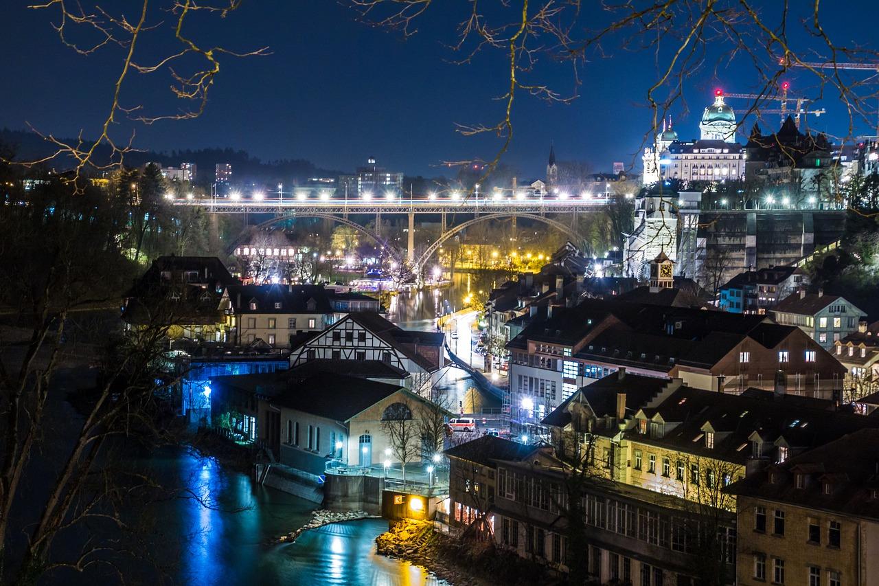 Brno, stolica szwajcarii