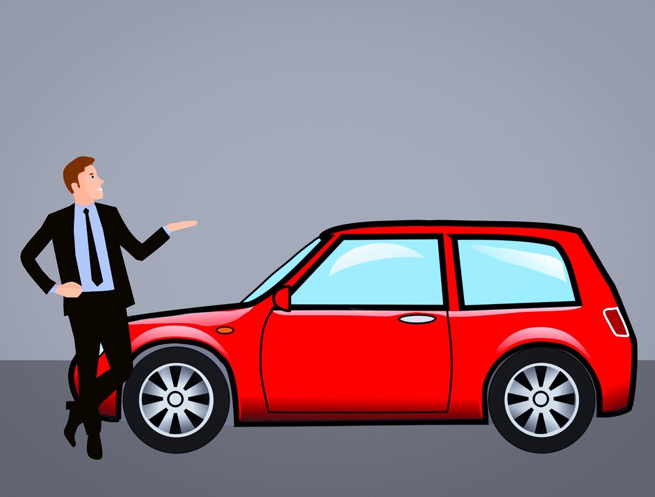 sprzedawca aut