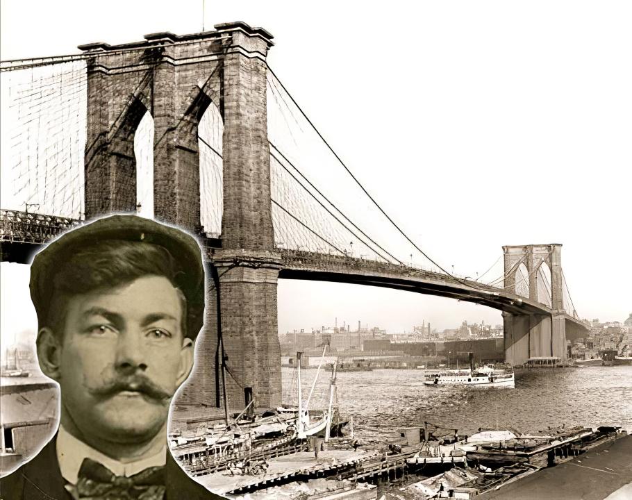 George C. Parker most brookliński