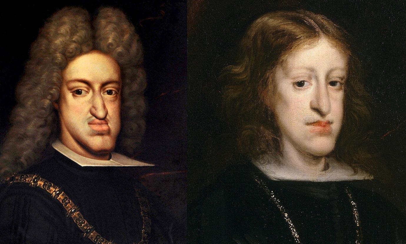 Dlaczego Habsburgowie byli zdeformowani?