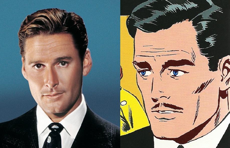 Errol Flynn Iron man