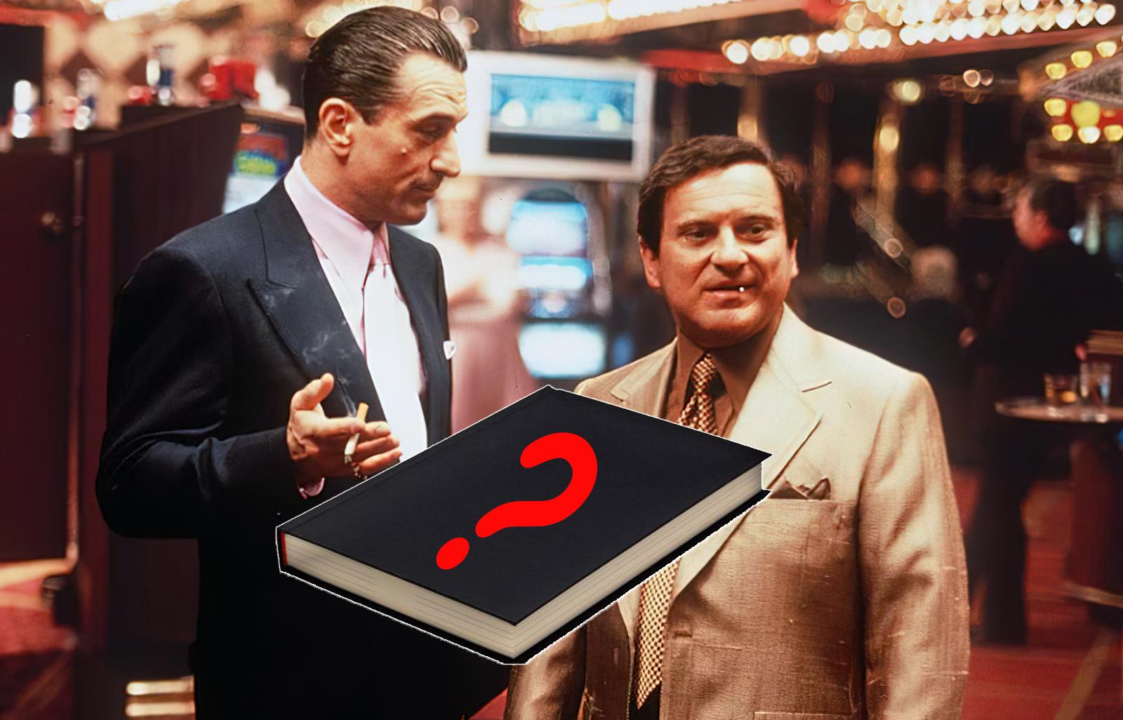 """Czy """"Czarna księga"""" Las Vegas z filmu Kasyno istnieje naprawdę?"""
