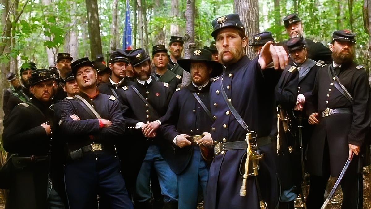 Wojna secesyjna gettysburg film